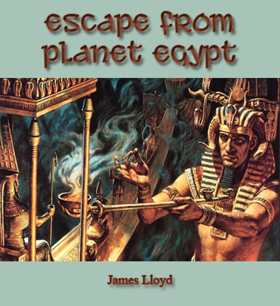 Escape From Planet Egypt Book